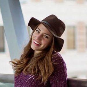 BP Brown Panama Hat